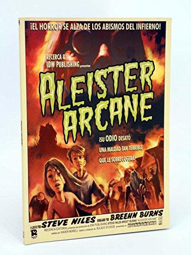 9788496402270: ALEISTER ARCANE