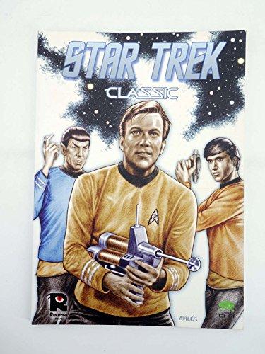 9788496402294: Star trek classic