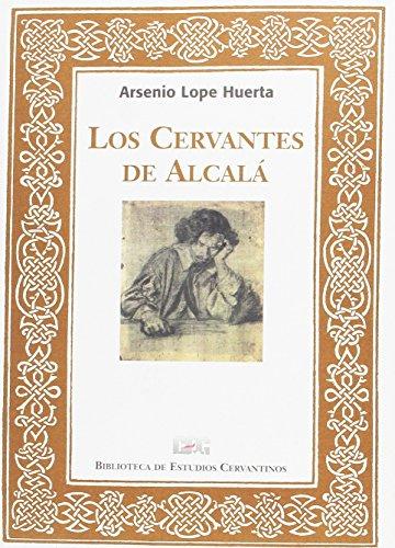 Los Cervantes de Alcalá: Arsenio López Huerta