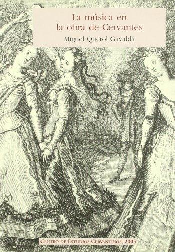 9788496408142: Musica En La Obra Cervantes, La