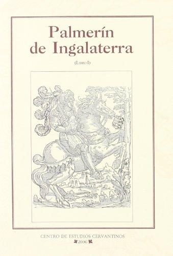 9788496408333: Palmerin De Ingalaterra (Libro 1)