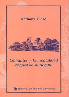 9788496408395: Cervantes y la mentalidad comica de su tiempo