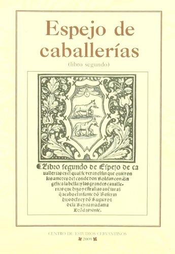 9788496408692: Libro segundo de espejo de caballerías