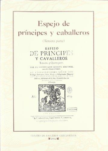 9788496408906: Espejo de príncipes y caballeros III