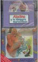 9788496410053: Aladino y la lampara maravillosa / Aladdin and the wonderful lamp (Coleccion Sonido Y Fantasia) (Spanish Edition)
