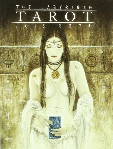 9788496415492: The Labyrinth Tarot (Spanish and German Edition)