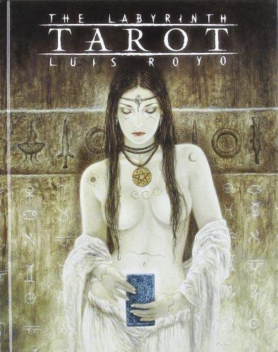 9788496415508: The Labyrinth : Tarot
