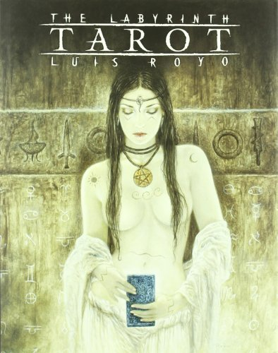 Luis Royo: The Labyrinth Tarot (LUIS ROYO: Royo, Luis
