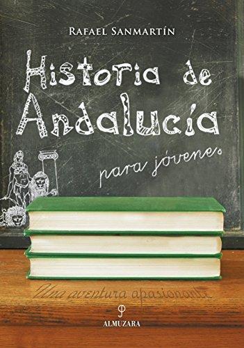 9788496416062: Historia de Andalucía para jóvenes