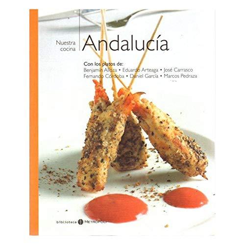 Andalucía (libro de cocina).: Autores varios: