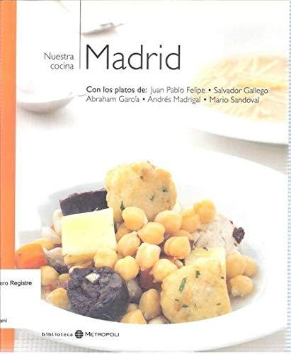 9788496418073: Madrid