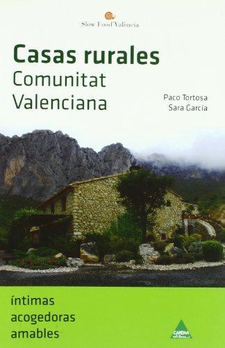9788496419490: CASAS RURALES. COMUNITAT VALENCIANA
