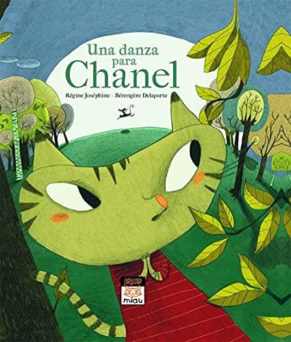 9788496423848: Una danza para Chanel (MIAU CARTON)