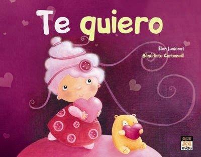 9788496423886: Te quiero (MIAU)