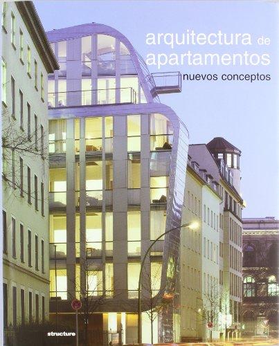 9788496424159: Arquitectura de Apartamentos. Nuevos Conceptos (Spanish Edition)