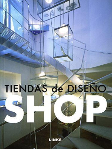 9788496424340: Tiendas de diseno/ Design Stores: Shop (Artes Visuales Links) (Spanish Edition)