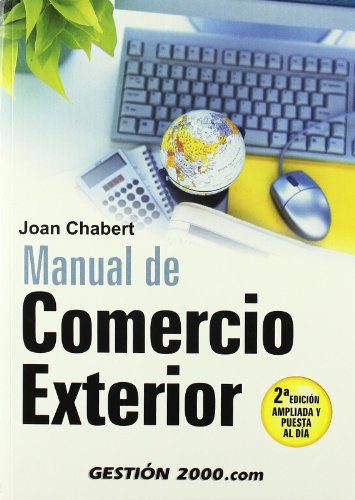 9788496426184: Manual de comercio exterior