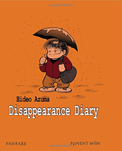 9788496427426: Disappearance Diary