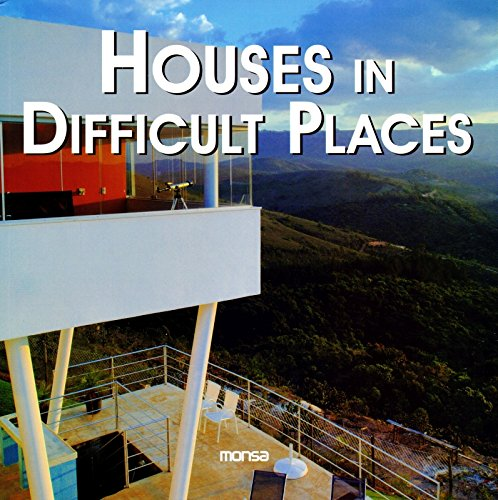 Houses in Difficult Places (English and Spanish: Minguet, Josep Maria
