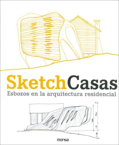 9788496429680: Sketch Casas (Spanish Edition)