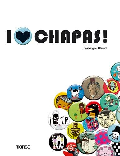 I love Badges ! Buttons, Pins . - Minguet, Eva