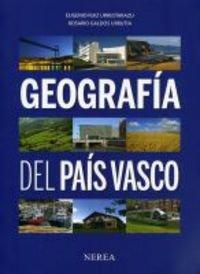 9788496431492: Geografa del Pas Vasco