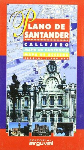 9788496435285: Plano de Santander (PLANOS Y GUÍAS CALLEJEROS)