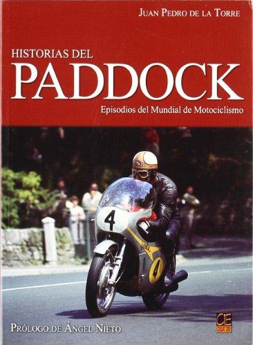 9788496437029: Historias del paddock