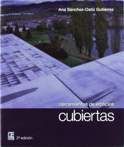 9788496437555: Cubiertas - cerramientos de edificios