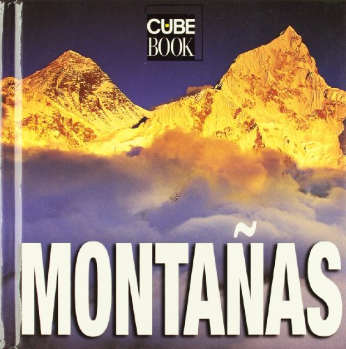 9788496445154: Montañas - Cube Book