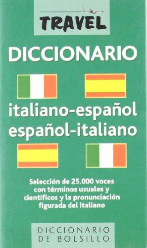 9788496445482: Travel Dº Italiano (DICCIONARIOS DE BOLSILLO)