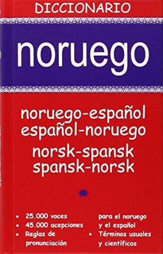 9788496445772: Diccionario Noruego-Español / Español-Noruego