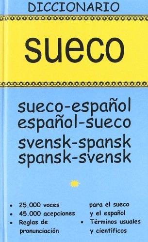 Diccionario Sueco-Español / Español-Sueco: Unknown