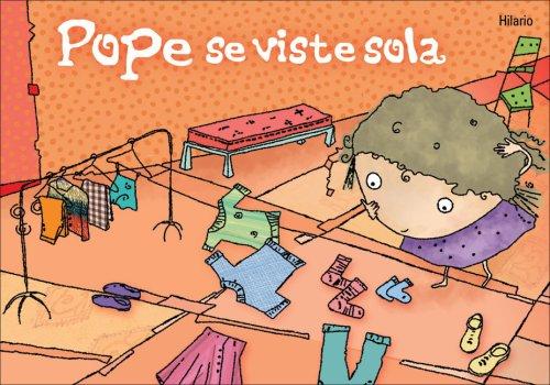 9788496448186: Pope se viste sola (Para los más bajitos)
