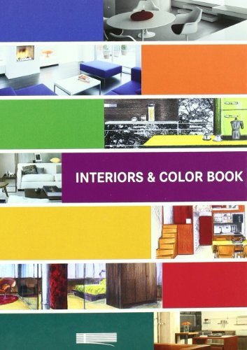 9788496449787: INTERIORS & COLOR BOOK (Spanish Edition)