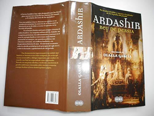 9788496463066: Ardashir, rey de Persia
