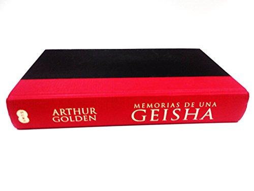 9788496463219: Memorias de una geisha