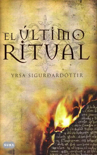 9788496463431: SUMA. EL ULTIMO RITUAL