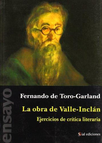 9788496464216: Obra de Valle-inclan, la - ejercicios de critica literaria (Trivium)