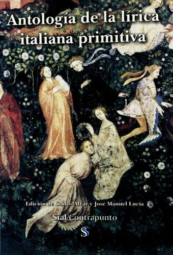 9788496464841: Antología de la antigua lírica italiana : de los primeros textos al dolce stil novo