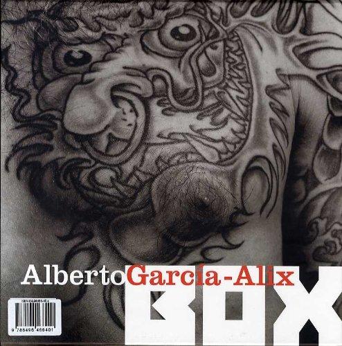 9788496466401: Alberto García-Alix Box (LIBROS DE AUTOR)