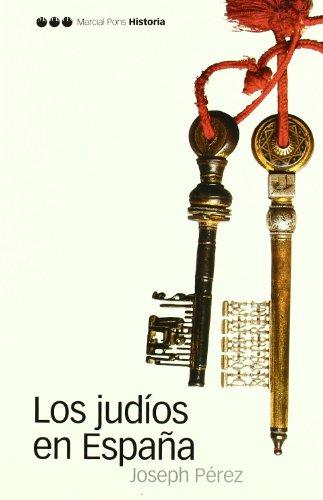 9788496467033: Los judíos en España (Spanish Edition)