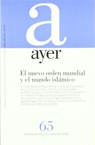 9788496467460: El Nuevo Orden Mundial y El Mundo Islamico (Spanish Edition)