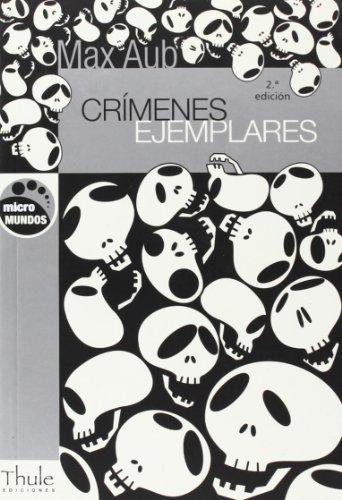 9788496473072: Crímenes ejemplares