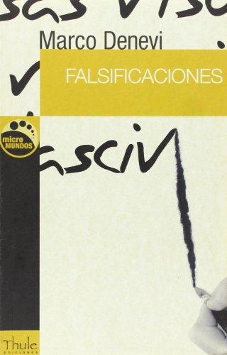 9788496473379: Falsificaciones (Coleccion Micro Mundos) (Spanish Edition)