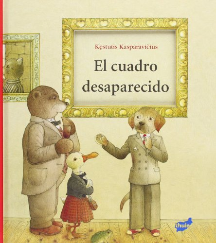 9788496473850: El cuadro desaparecido (Spanish Edition)
