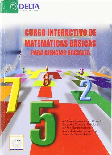 9788496477056: Curso Interactivo De Matematicas Basicas Para Cc.S