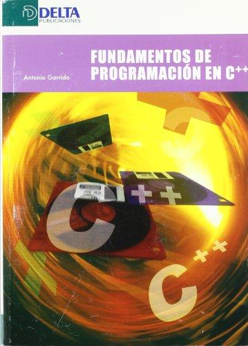 9788496477117: Fundamentos de programación en C++