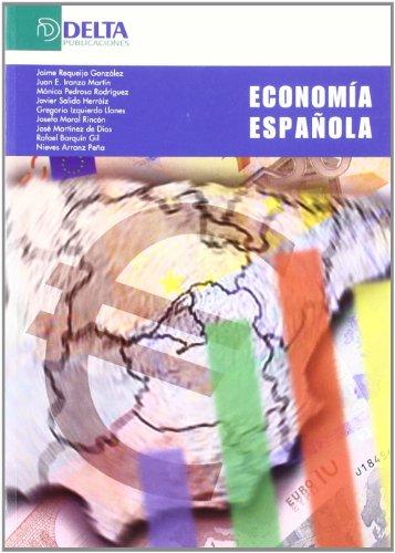 ECONOMIA ESPAÑOLA: Requeijo González, Jaime