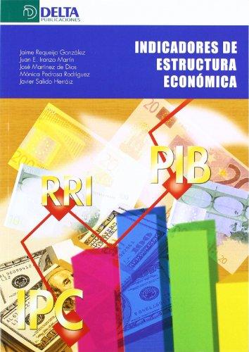 Resultado de imagen para Indicadores de estructura económica. - Primera edición
